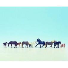 Noch  45761 - Horses 9/