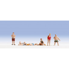 Noch  45841 - Sun Bathers 6/