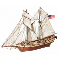 OCCRE - 12500 - Albatros Ship Kit 1:100 Scale