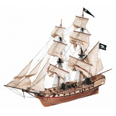 OCCRE - 13600 - Corsair Ship Kit  1:80 Scale