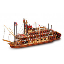 OCCRE - 14003 - Mississippi Ship Kit  1:80 Scale