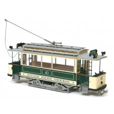 OCCRE - 53004 - Berlin Tramway Kit  1:24 G Scale