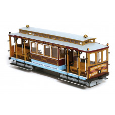 OCCRE - 53007 - San Francisco Cable Car Kit  1:24 G Scale