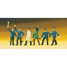 Preiser 10010 - Railroad workers       6/