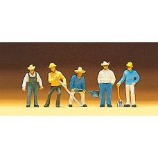 Preiser 10031 - Track workers          5/
