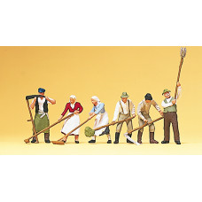 Preiser 10045 - Harvest workers        6/