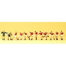 Preiser 10075 - 12-Man soccer team