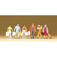 Preiser 10121 - People shopping        6/
