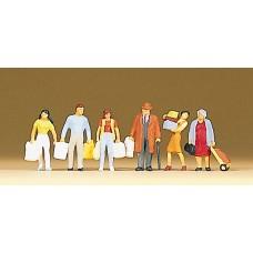 Preiser 10121 - People shopping        6/
