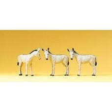 Preiser 10151 - Donkeys 3/