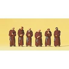 Preiser 10198 - Franciscan friars      6/