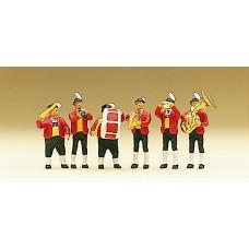 Preiser 10206 - Tyrolean band #1       6/