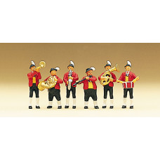Preiser 10207 - Tyrolean band #2       6/