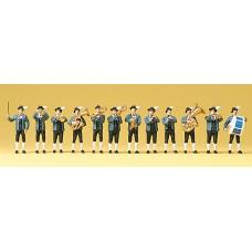 Preiser 10250 - Bavarian Band 12/