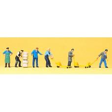 Preiser 10255 - Delivery Men