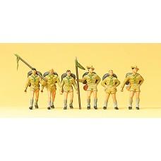 Preiser 10260 - Boy Scouts             6/
