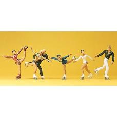Preiser 10314 - Figure skater