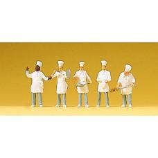 Preiser 10329 - Cooks 6/