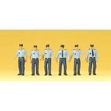 Preiser 10341 - Policemen asrtd French
