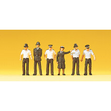 Preiser 10371 - Policemen Great Britain