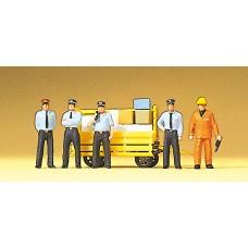 Preiser 10372 - RhB personnel