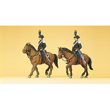 Preiser 10398 - Italian mounted police