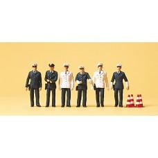 Preiser 10422 - Policemen Era III      6/