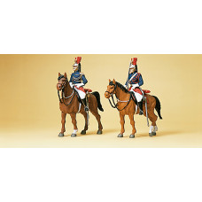 Preiser 10435 - Guards on Horseback 2/
