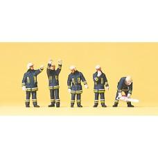 Preiser 10486 - Firemen Tchncl Support 5/