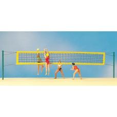 Preiser 10528 - Bch Volleyball Plyrs 11/