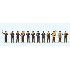 Preiser 10600 - DB Band German 12/