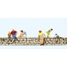 Preiser 10615 - On The Wall