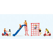 Preiser 10616 - Playing Children 7/