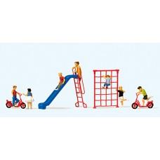 Preiser 10616 - Playing Children 7/