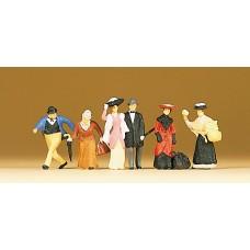 Preiser 12138 - 1900's travelers