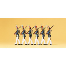Preiser 12189 - 1800 guards marching