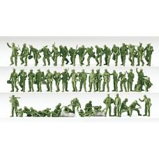 Preiser 16506 - German-army figures   50/