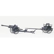Preiser 16527 - Light Field Howitzer 18 M