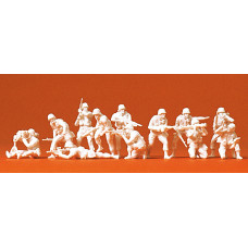 Preiser 16533 - Mdrn US Infantry Unpt 12/