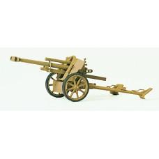 Preiser 16534 - leFH 18/40 Howitzer