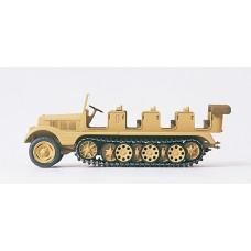 Preiser 16544 - Half-track Jeep SdKfz 11