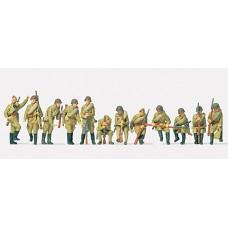 Preiser 16545 - USSR Armour Infantry 12/