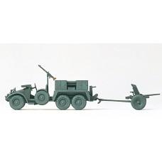 Preiser 16553 - Limber Kfz 69 Krupp PAK