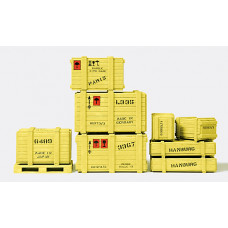 Preiser 45200 - Crates & pallet kit    9/