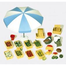 Preiser 45207 - Market acces kit