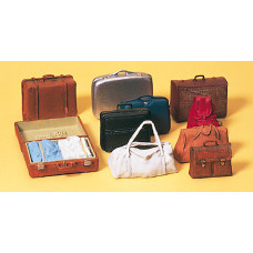 Preiser 45218 - Assorted Luggage 10/