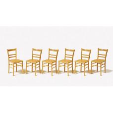 Preiser 45219 - Chairs 6/