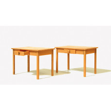 Preiser 45220 - Tables Unpainted 2/