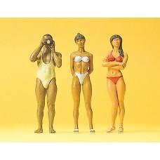 Preiser 63064 - Photographer/bathers 1:32