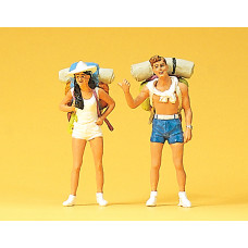 Preiser 63073 - Hitch hikers 1:32